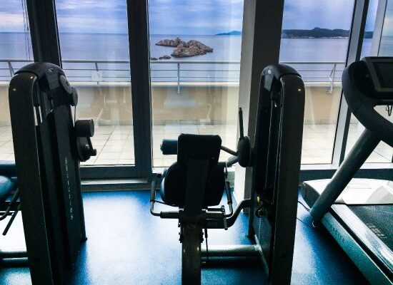 The Importance of Training in a Well-Ventilated Gym