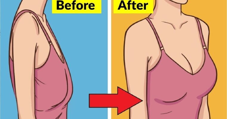 The Best Ways to Tighten Sagging Breasts – #1 Is the Quickest