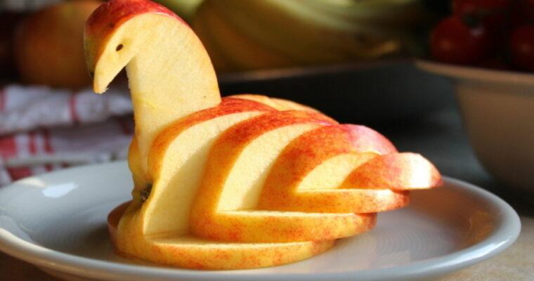 Apple Swan Recipe