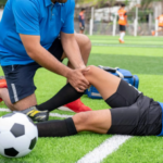 5 tips on how to prevent injury when playing football