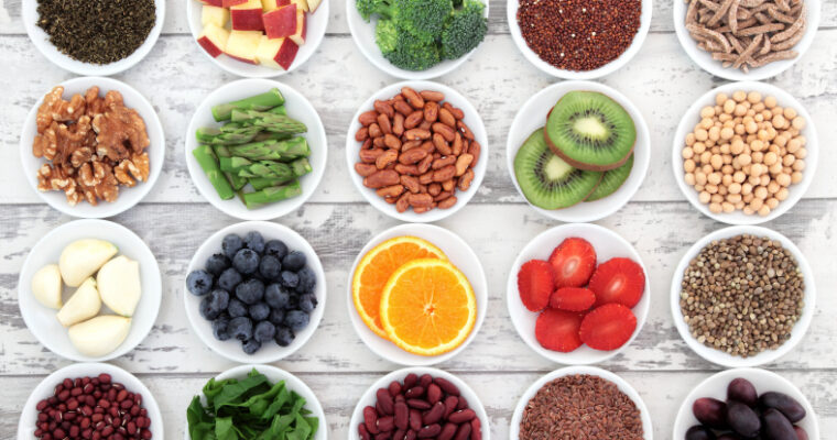 8 Superfoods That May Improve Your Health