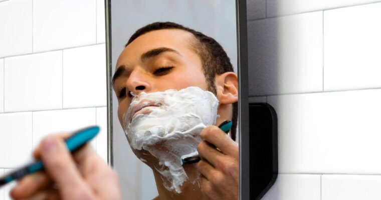 Different Types of Shaving Mirrors For Sale