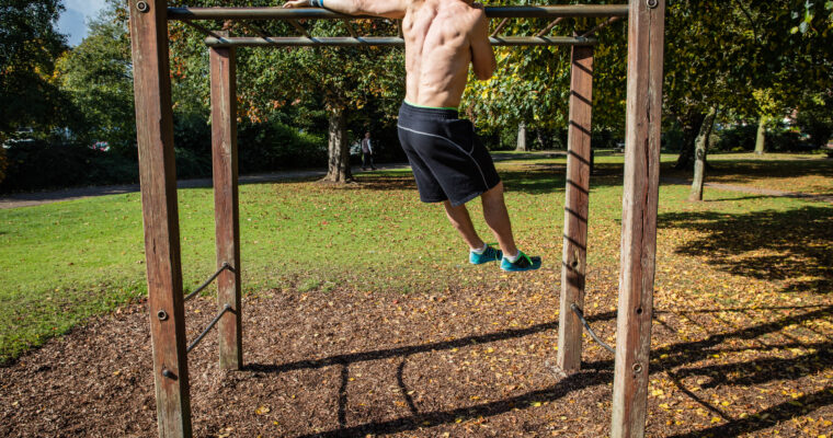 Types of fitness workout equipment for calisthenics training