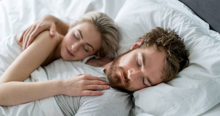 Four Ways to Get a Better Night's Sleep