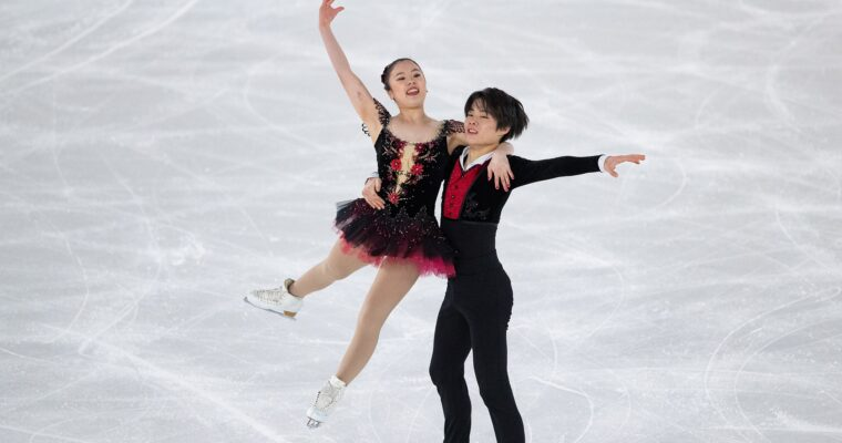 Figure Skaters in Tik-Tok: forbidden elements, dances with Buzova and millions of views