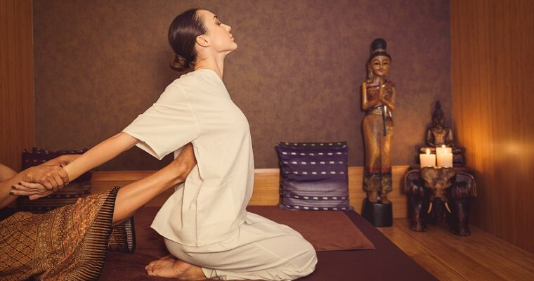 Unlike What You're Used to: What Sets Apart Thai Massage From The Rest