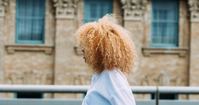 5 Pro Tips To Help Take Care of Your Curly Hair