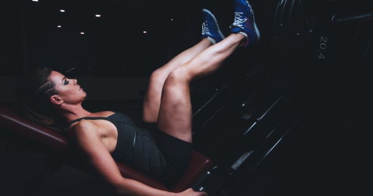How to Train Legs Like an Athlete