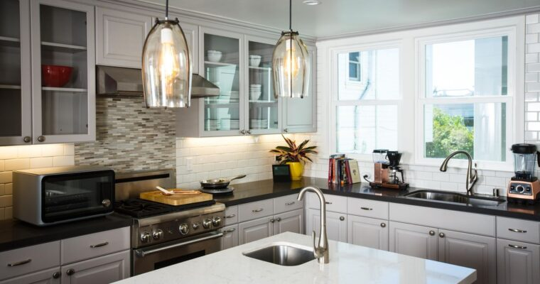 5 Easy And Budget-Friendly Ways To Upgrade Your Kitchen