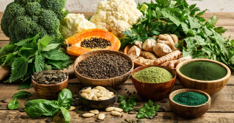 Superfoods – A Source to Maintain Your Overall Well Being