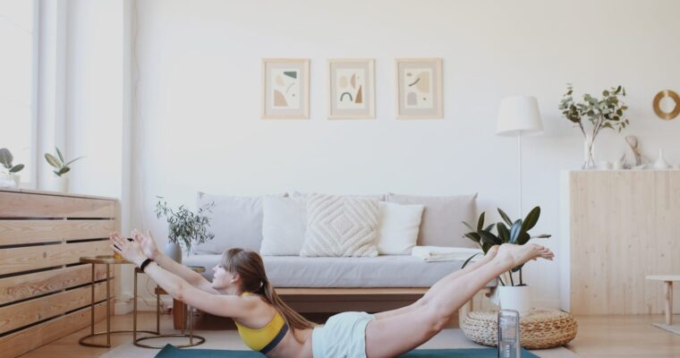5 Ways to Exercise Inside Your Apartment