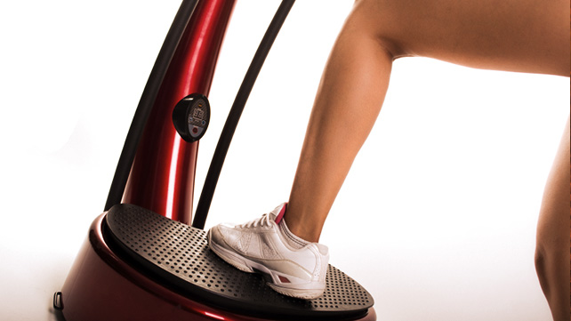 Vibration therapy: Benefits of moving your body for 10 minutes a day!