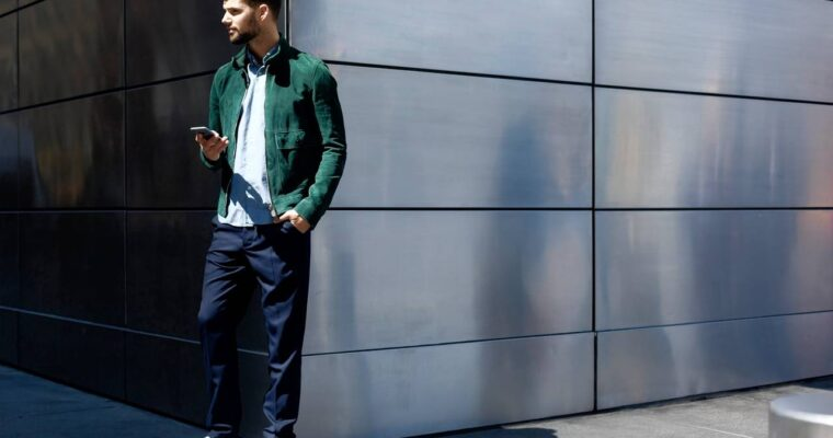 Fun Summer Colours Every Guy Should Wear