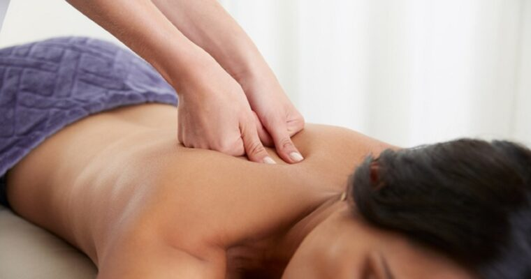 3 signs you need a deep tissue massage for rehabilitation and injury prevention!