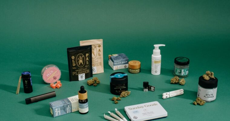 A Beginner's Guide To Marijuana Products And How To Use Them
