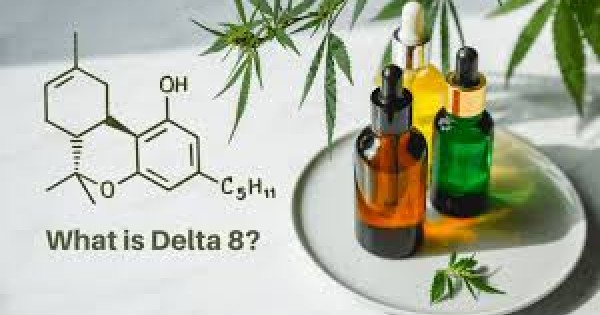 Delta-8 THC: Everything You Need to Know