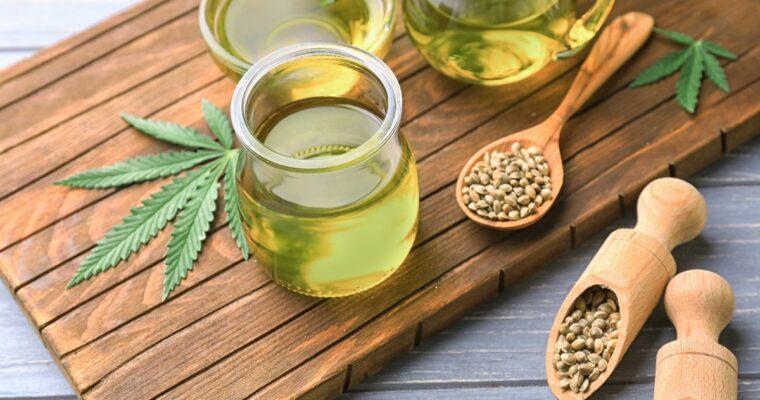 Top 3 benefits of hemp oil