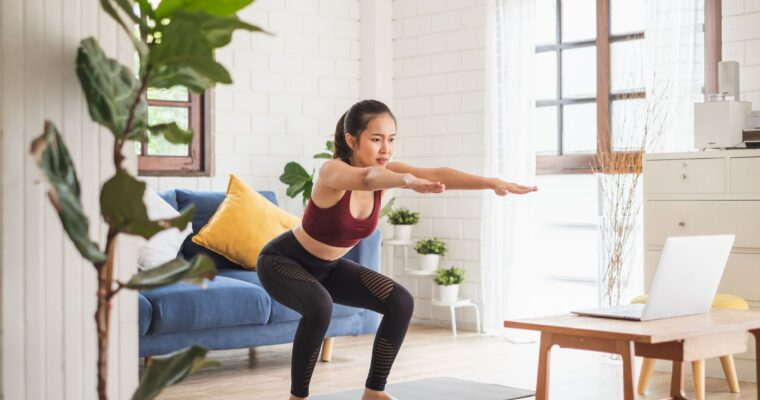 3 Reasons Why At-Home Exercise Could Be Better Than Your Gym!