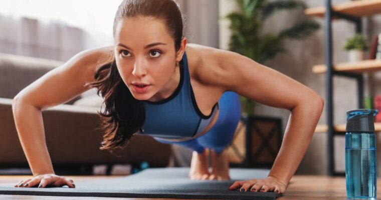 How to Stay Physically Fit When Staying at Home?