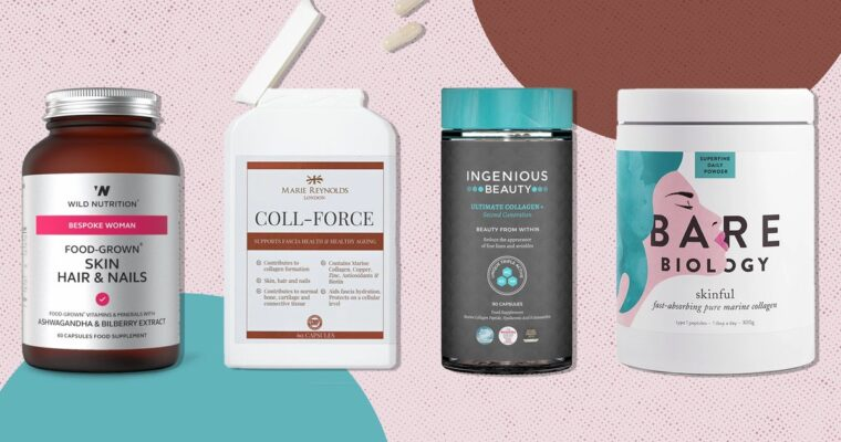 Protect Your Smile With Marine Collagen Supplements