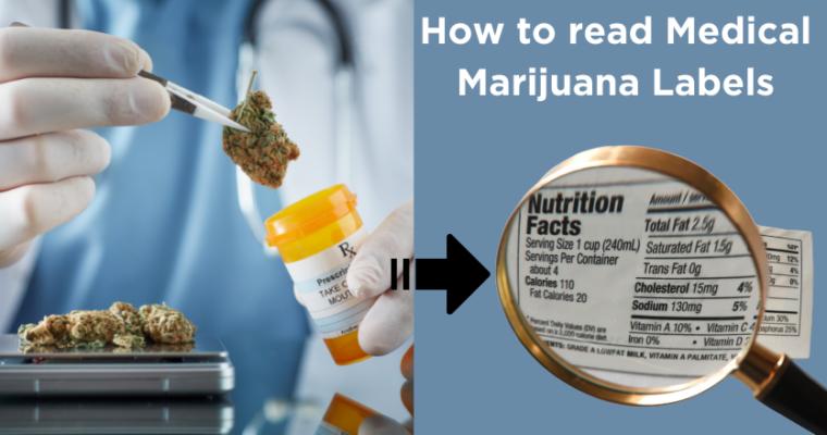 How To Read Marijuana Potency Labels