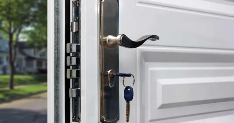 Which lock you should use on your Entrance door?