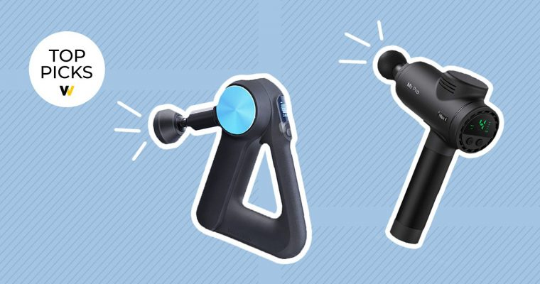 Massage Guns: When & How To Use Them